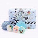 Miss Patisserie Cosmik Fizzoid Bath Box
