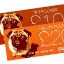 Puglife Gift Vouchers